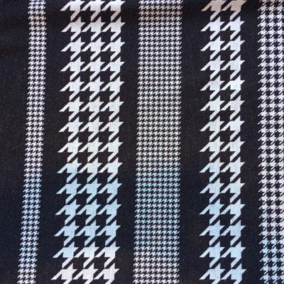 Houndstooth Stripe