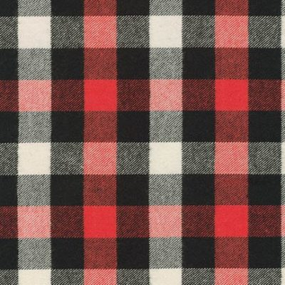 Tahoe Flannel (Red)
