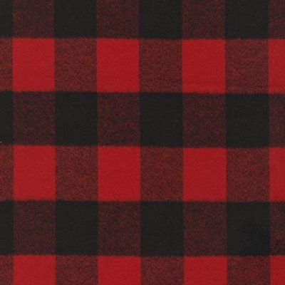 Mammoth Flannel (Red4)