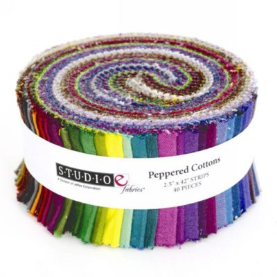 Peppered Cottons Jelly Roll