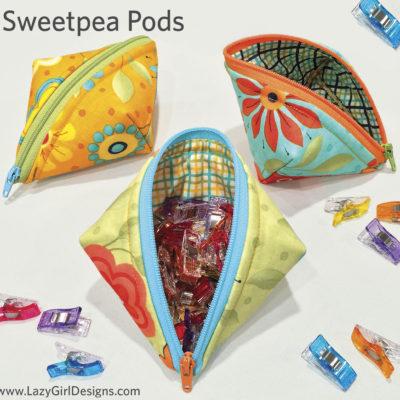 Sweet Pea Pods Pattern