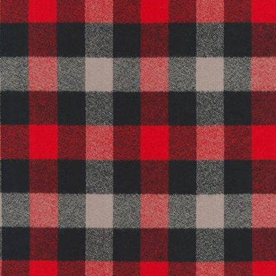 Mammoth Flannel (Red3)