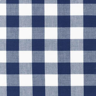 Carolina Gingham (Navy)