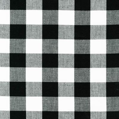 Carolina Gingham (Black)