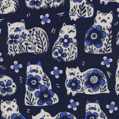 From Porto with Love – Sushi's Antiques (Navy)