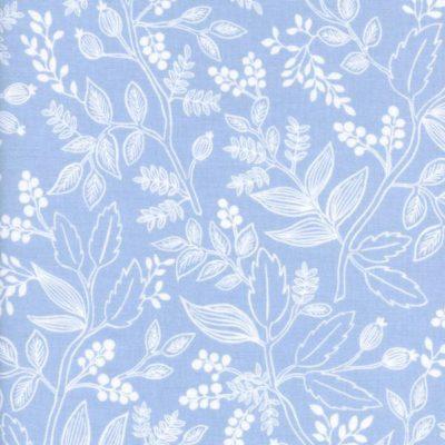 Les Fleurs – Queen Anne (Pale Blue)