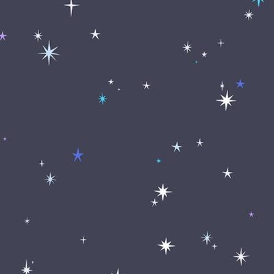 Natural History – Twinkle Twinkle (Midnight Blue)