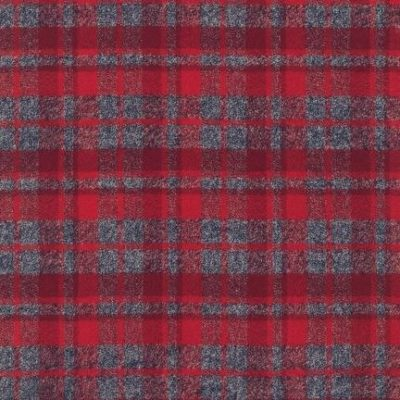 Mammoth Flannel (Red)