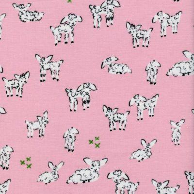 Clover – Little Lambs (Pink)